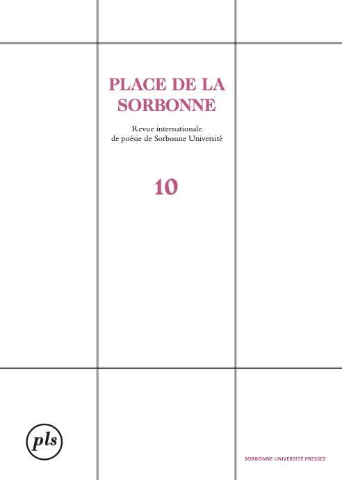 PLACE DE LA SORBONNE 10