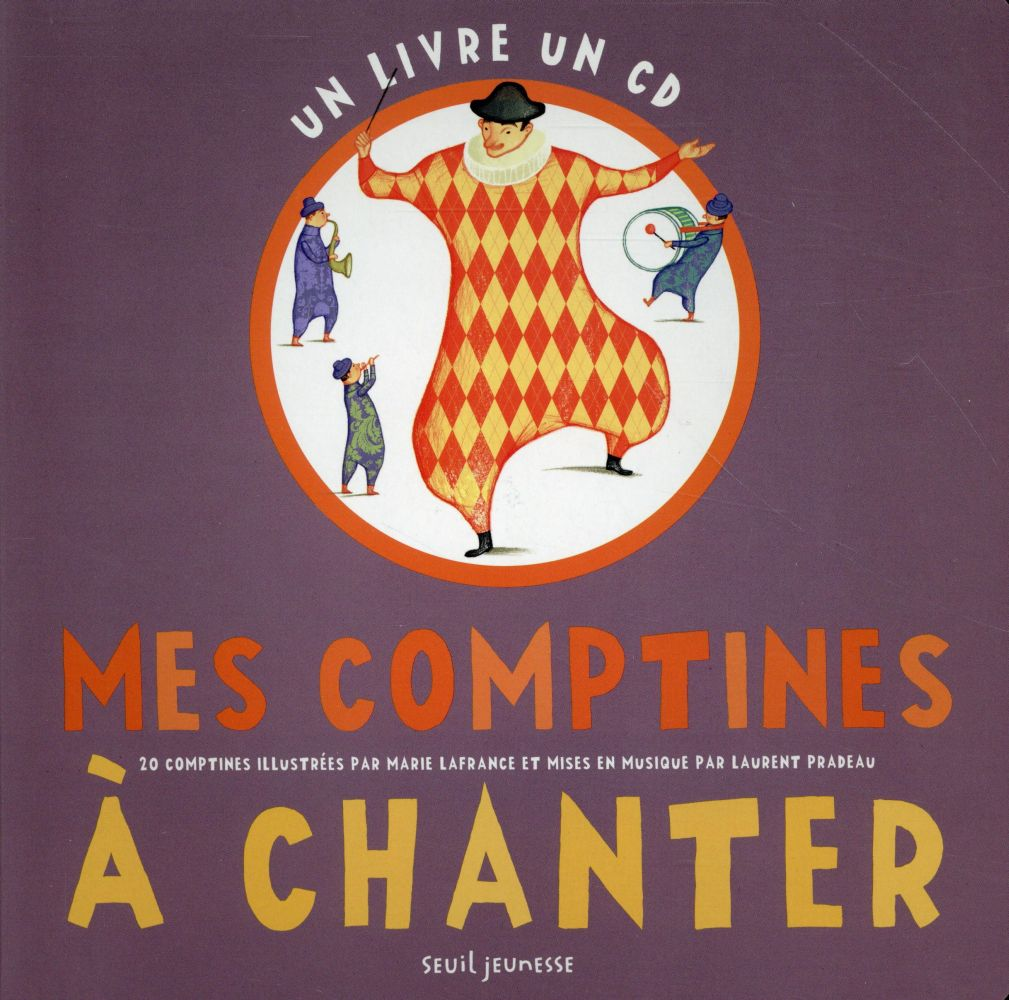 MES COMPTINES A CHANTER