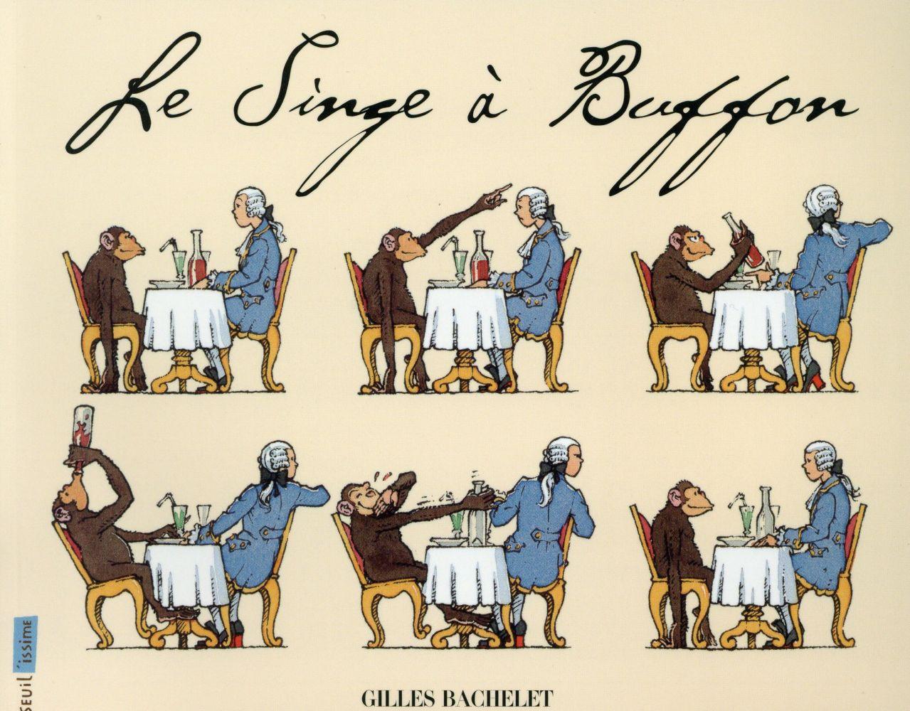 SINGE A BUFFON