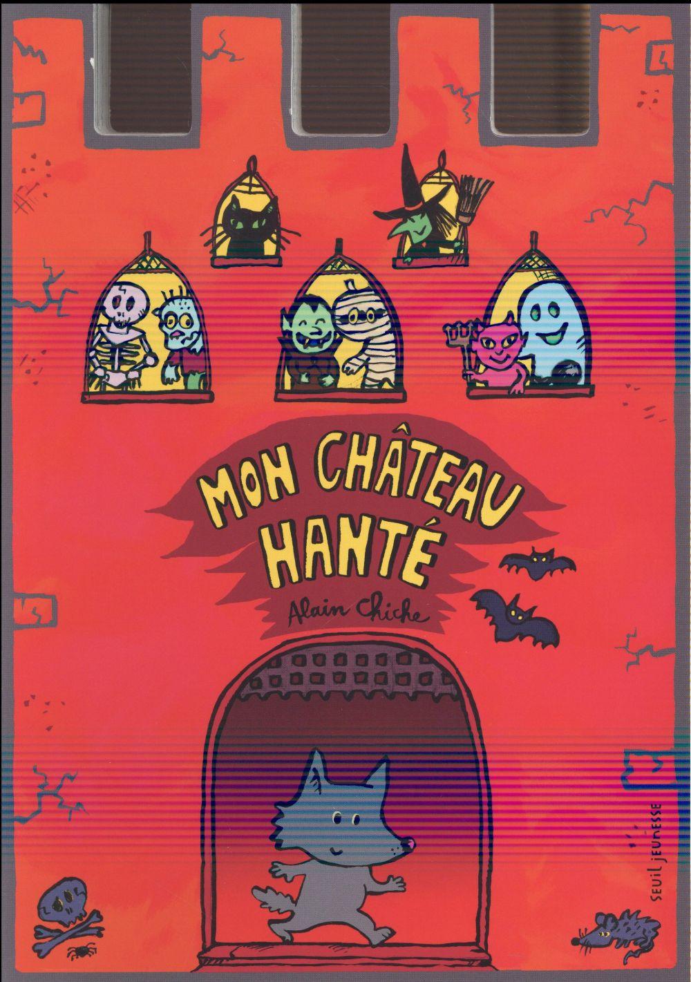 MON CHATEAU HANTE