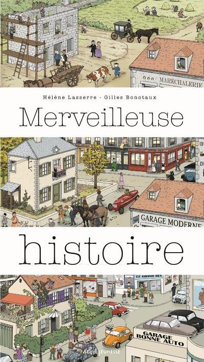 MERVEILLEUSE HISTOIRE