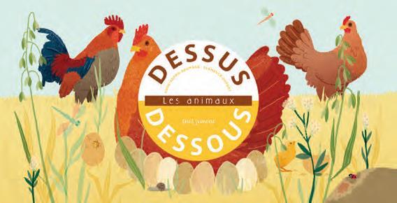 DESSUS DESSOUS - LES ANIMAUX