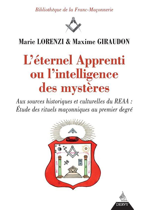 L'ETERNEL APPRENTI OU L'INTELLIGENCE DES MYSTERES