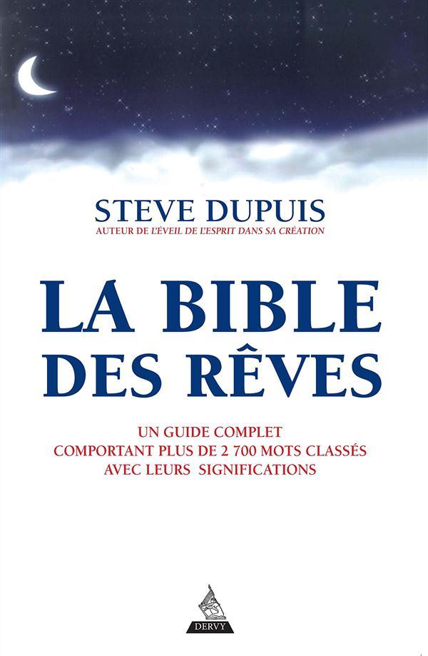 LA BIBLE DES REVES