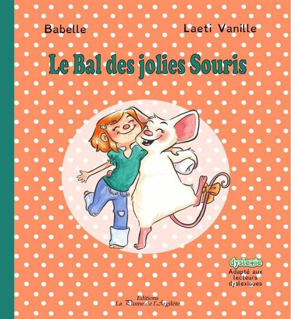 LE BAL DES JOLIES SOURIS - LIVRE + CD