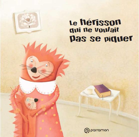 LE HERISSON QUI NE VOULAIT PAS SE PIQUER