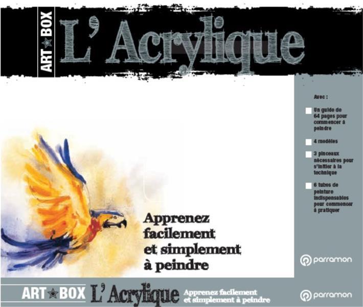 ART BOX - L'ACRYLIQUE