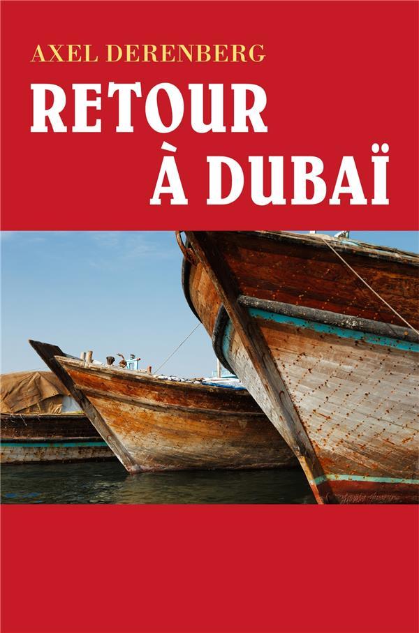 RETOUR A DUBAI