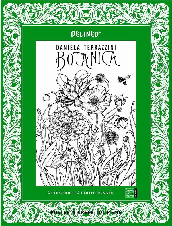 BOTANICA - POSTERS DELINEO