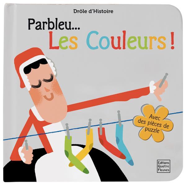 PARBLEU  LES COULEURS !