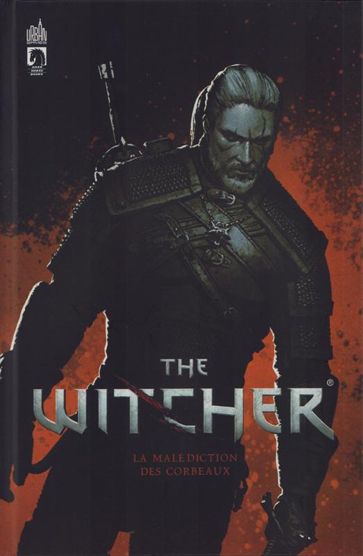 URBAN GAMES - T01 - THE WITCHER : LA MALEDICTION DES CORBEAUX
