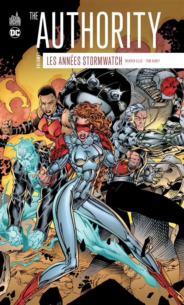 DC ESSENTIELS - THE AUTHORITY : LES ANNEES STORMWATCH TOME 1