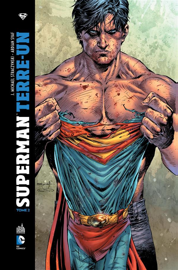 DC DELUXE - SUPERMAN TERRE-1 TOME 2