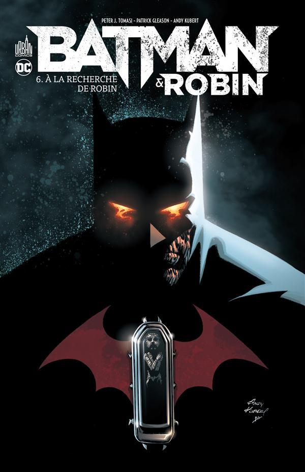 BATMAN & ROBIN - TOME 6