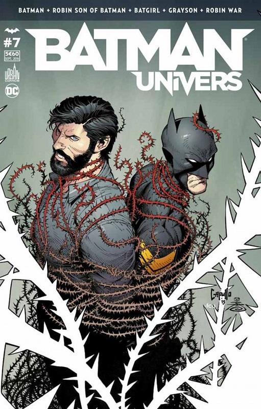 BATMAN UNIVERS 07
