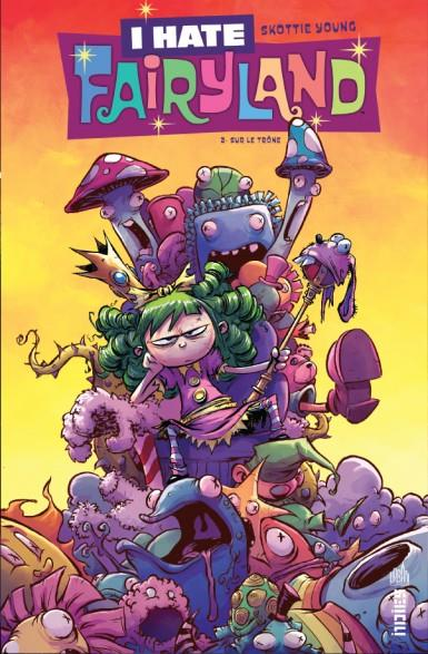 URBAN INDIES - I HATE FAIRYLAND TOME 2