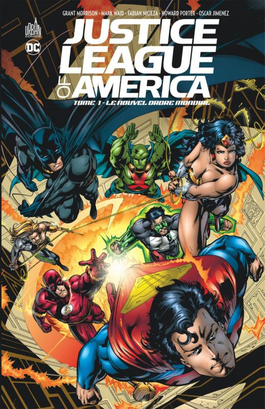 DC CLASSIQUES - JUSTICE LEAGUE OF AMERICA TOME 1