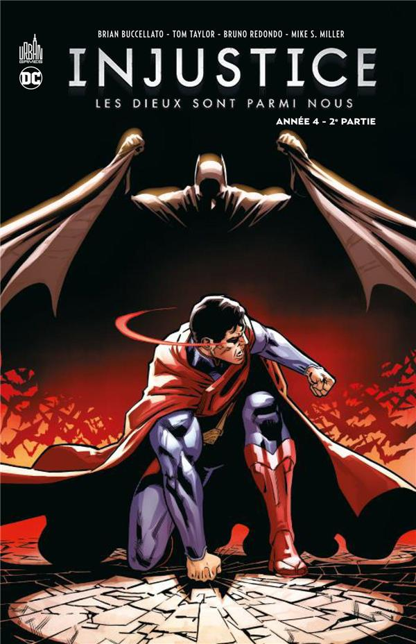 URBAN GAMES - INJUSTICE TOME 8
