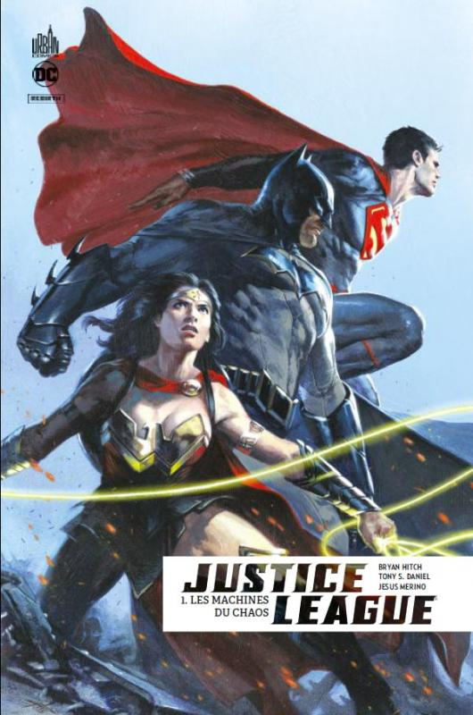 DC REBIRTH - JUSTICE LEAGUE REBIRTH TOME 1