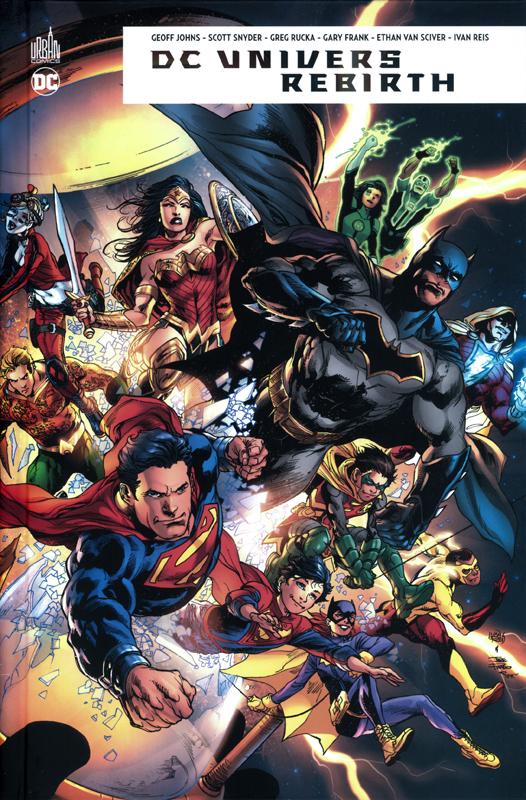 DC REBIRTH - DC UNIVERS REBIRTH