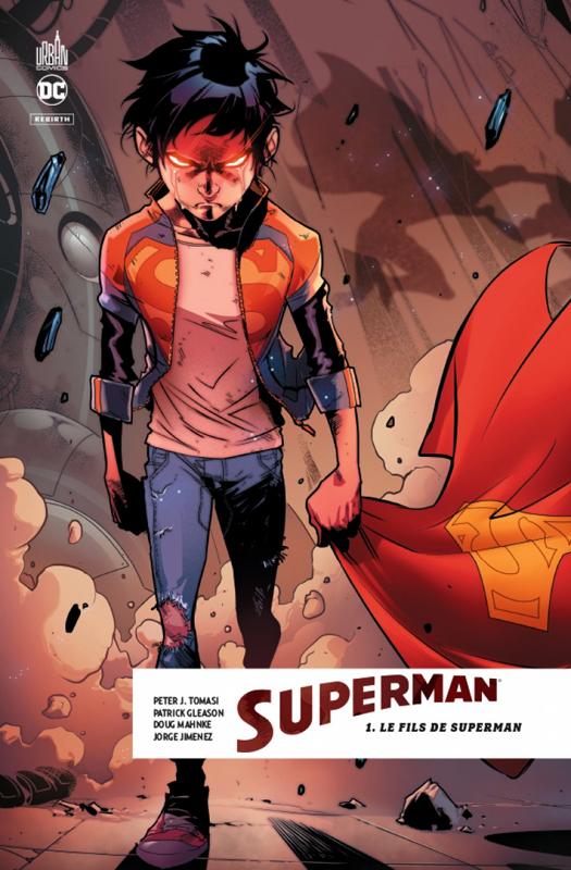 DC REBIRTH - SUPERMAN REBIRTH TOME 1