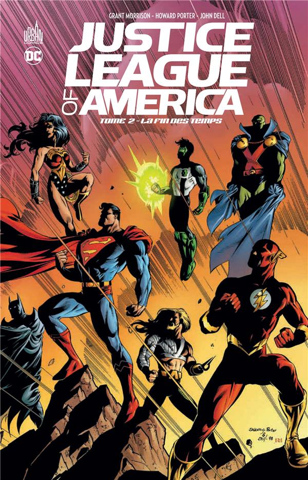 DC CLASSIQUES - JUSTICE LEAGUE OF AMERICA TOME 2
