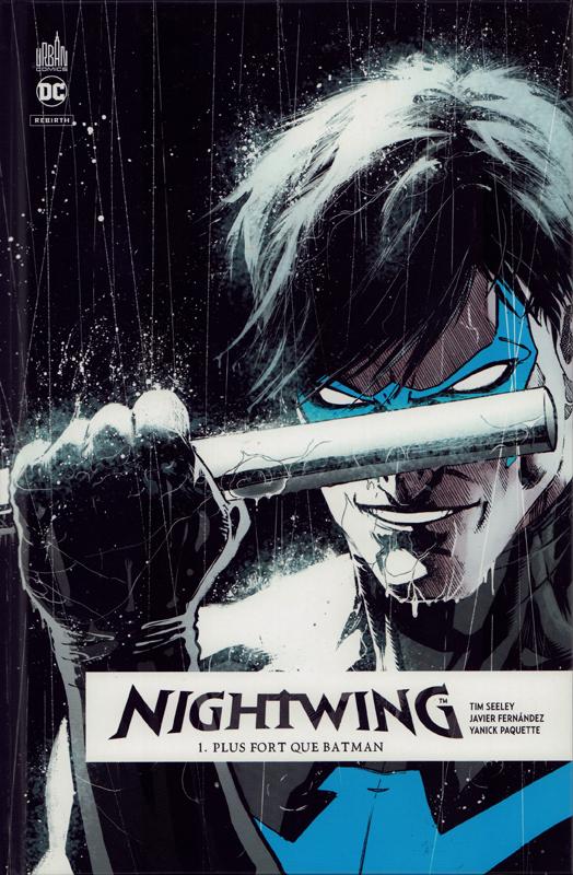 DC REBIRTH - NIGHTWING REBIRTH TOME 1