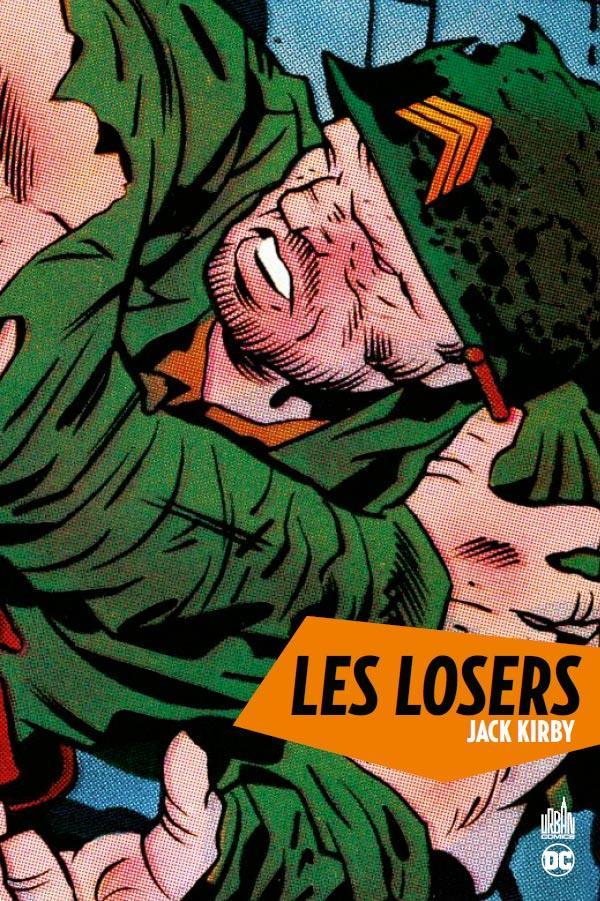 DC ARCHIVES - LES LOSERS PAR JACK KIRBY
