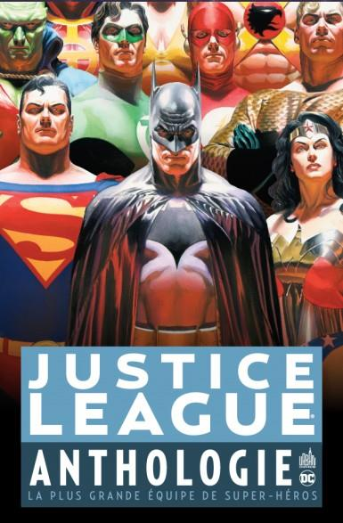 DC ANTHOLOGIE - JUSTICE LEAGUE ANTHOLOGIE