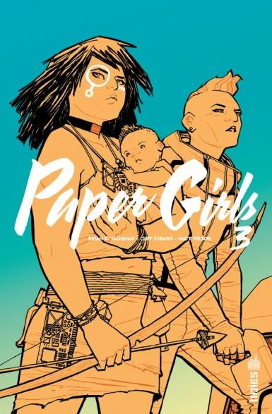 URBAN INDIES - PAPER GIRLS TOME 3