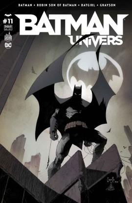 BATMAN UNIVERS 11 BAT-GORDON : LA CONCLUSION !