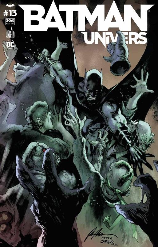BATMAN UNIVERS 13 LA FIN DE SPYRAL ?