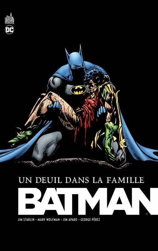 DC ESSENTIELS - BATMAN UN DEUIL DANS LA FAMILLE -  NVELLE EDITION