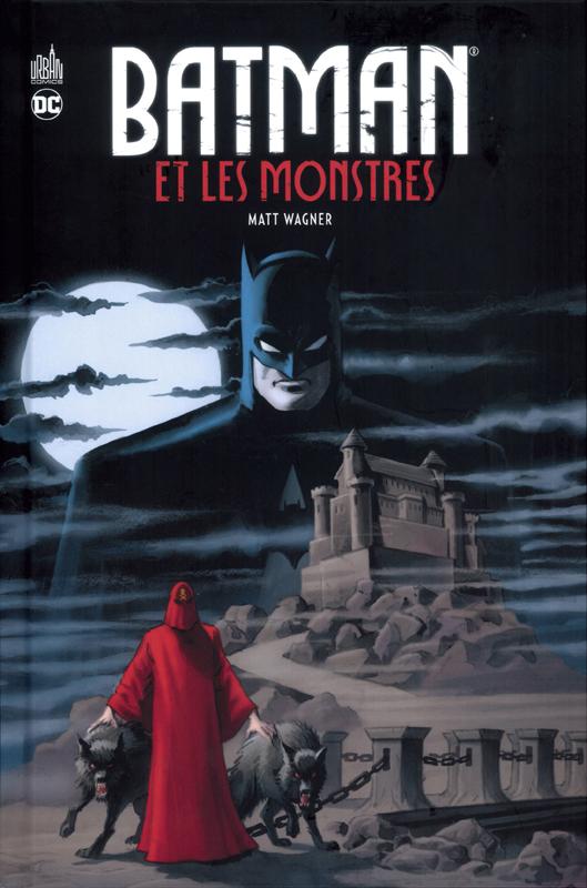 DC DELUXE - BATMAN & LES MONSTRES