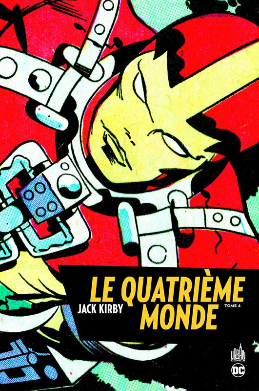 DC ARCHIVES - QUATRIEME MONDE (LE) TOME 4