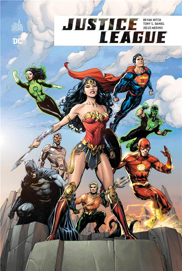 JUSTICE LEAGUE REBIRTH - TOME 3