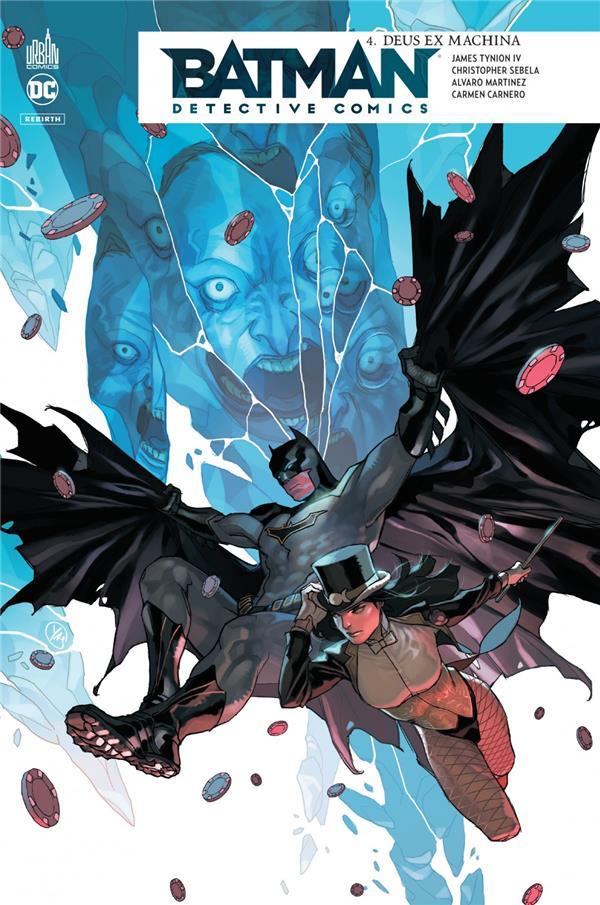 DC REBIRTH - BATMAN DETECTIVE COMICS TOME 4