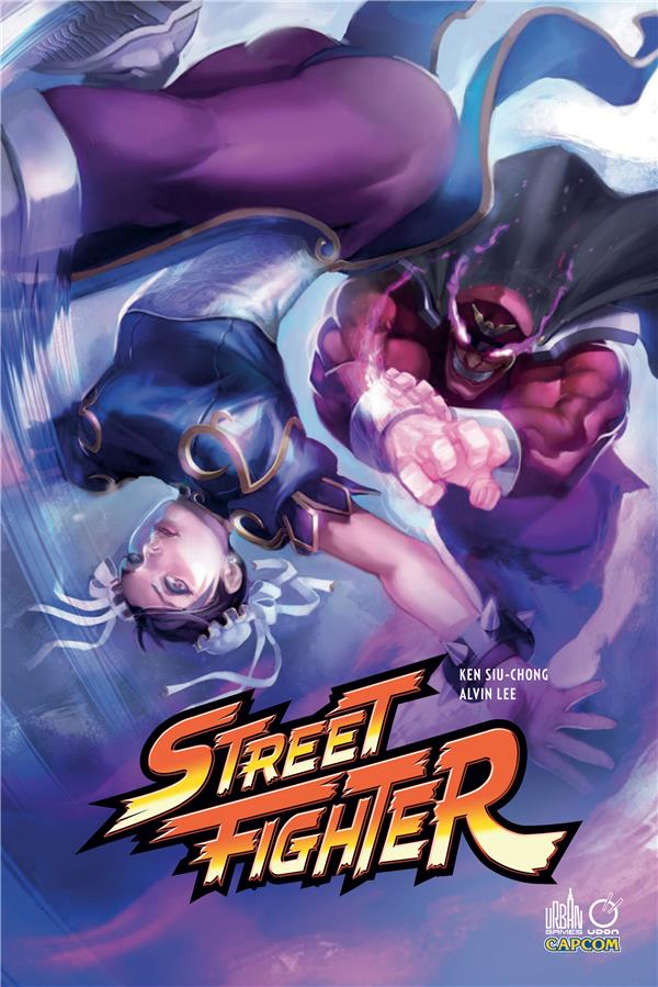 URBAN GAMES - STREET FIGHTER TOME 2