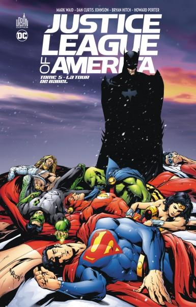 DC CLASSIQUES - JUSTICE LEAGUE OF AMERICA TOME 5