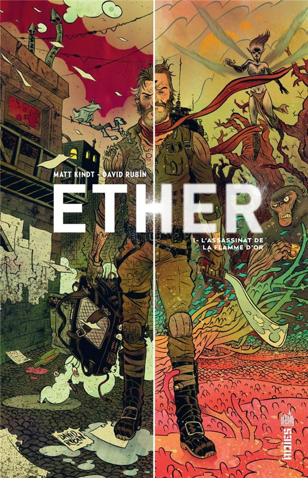 URBAN INDIES - ETHER TOME 1