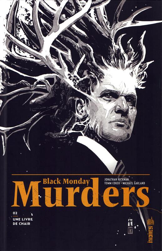URBAN INDIES - BLACK MONDAY MURDERS TOME 2