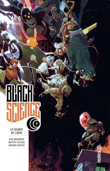 URBAN INDIES - BLACK SCIENCE TOME 7