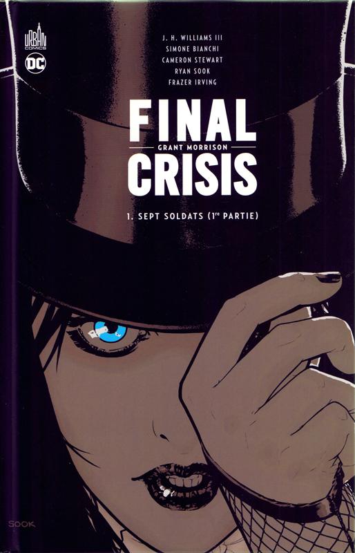 DC CLASSIQUES - FINAL CRISIS TOME 1