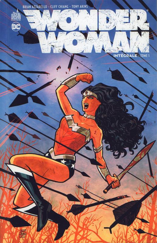 DC RENAISSANCE - WONDER WOMAN INTEGRALE TOME 1