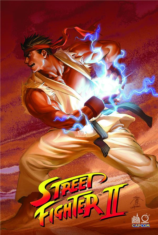 STREET FIGHTER II - TOME 1