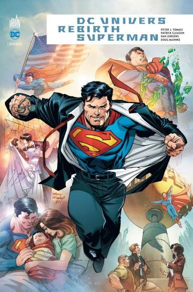 DC REBIRTH - DC UNIVERS REBIRTH : SUPERMAN