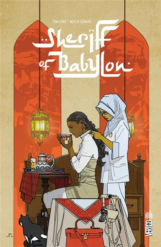 VERTIGO DELUXE - SHERIFF OF BABYLON