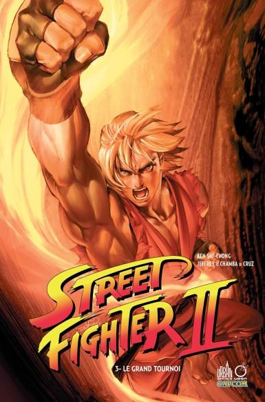 URBAN GAMES - STREET FIGHTER II  TOME 3