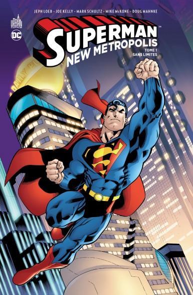 DC CLASSIQUES - SUPERMAN - NEW METROPOLIS TOME 1