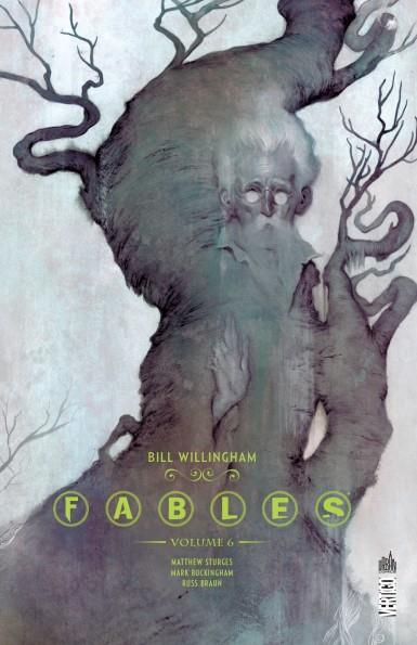 FABLES INTEGRALE  - TOME 6